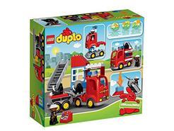 LEGO Duplo Town: Camião dos Bombeiros