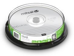 DVD+R DL MITSAI 8.5GB – 8x