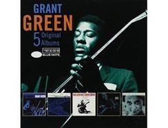 CD Grant Green – 5 Original Albums