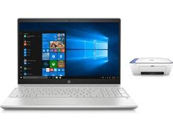 "Bundle Portátil HP Pavilion 15-CS1008NP (15.6"", Intel Core i7-8565U, RAM: 8 GB, 128 GB SSD, NVIDIA GeForce MX 150) + Impressora HP DeskJet 2630"
