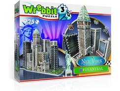 Puzzle 3D WREBBIT NY Financial District