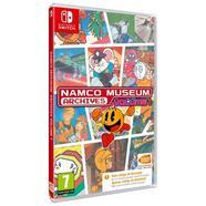 Jogo Switch Namco Museum Archives Vol 2 (Ação – M7)