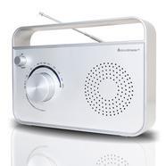 Rádio portátil SOUNDMASTER TR420WE Branco