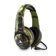 Auscultadores Gaming 4Gamers Stereo PRO4-70 Camo Verde