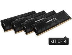 RAM HyperX Predator DDR4 64GB (4x16GB) 2666 CL13