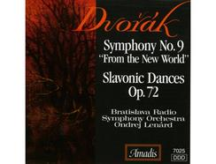CD Dvorak – Symphony No. 9, From the New World