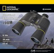 National Geographic 8-24×50 Porro