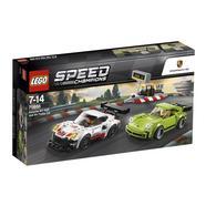 LEGO Speed Champions: Porsche 911 RSR e 911 Turbo 3.0