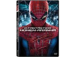 DVD O Fantástico Homem Aranha