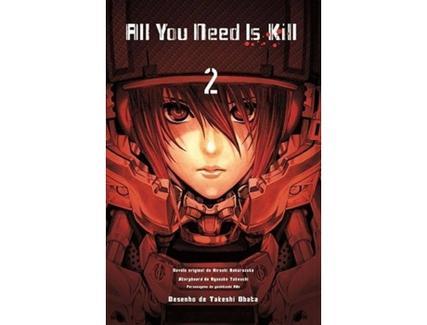 Manga All You Need Is Kill de Hiroshi Sakurazaka e Takeshi Obata