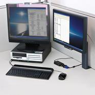 "Suporte Monitor KENSINGTON K60903US (Universal – 24"")"