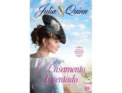 Livro O Casamento Inventado de Julia Quinn