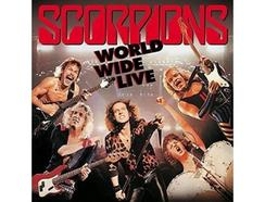 CD Scorpions: World Wide Live