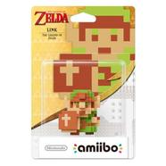 Amiibo The Legend of Zelda – Figura Link 8 Bits