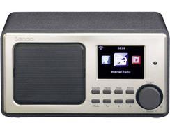 Rádio LENCO DIR 100 Preto