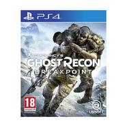 Jogo PS4 Ghost Recon Breakpoint (M18)