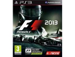 Jogo PS3 Formula 1 (2013)