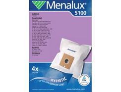 Saco de Aspirador MENALUX 5100 (4 unidades)