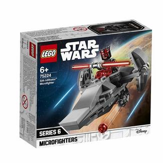 Lego Star Wars: Microfighter Infiltrador Sith
