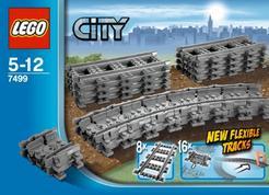 LEGO City: Carris Flexíveis