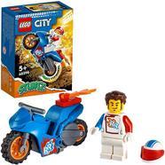 LEGO City Stuntz 60298 Mota de Acrobacias Rocket