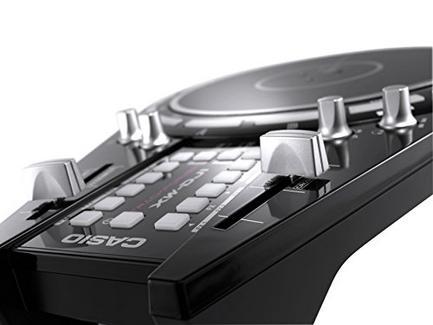 Controlador CASIO XW-DJ1