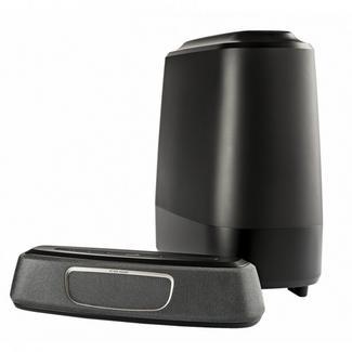 Soundbar POLK Magnifi Mini 5.1 (150 W – Canais: 2.1 – Subwoofer: Sem Fios – Bluetooth)