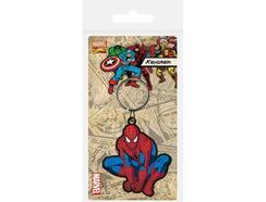 Porta-Chaves PYRAMID Marvel Spiderman Crouch