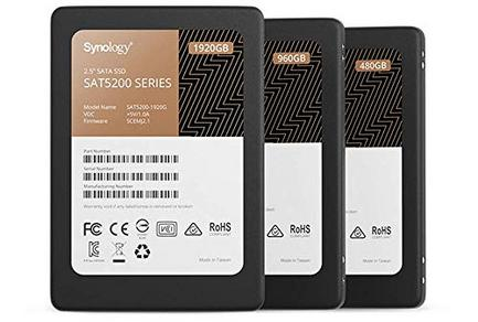 Synology SAT5200 TLC 480GB SATA