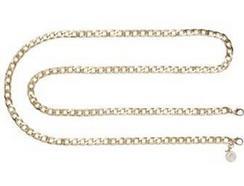 Corrente MAIWORLD Oblige Metal Chain Preto