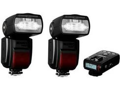 Kit Flashes HAHNEL Pro Modus 600RT Sony