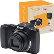 Pack Fnac Kodak Pixpro FZ152 + Cartão SD + Bolsa