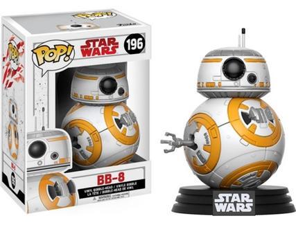 Figura Vinil FUNKO POP! Star Wars Episode 8: BB-8