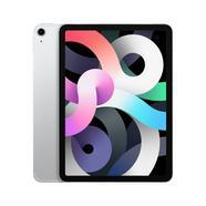 """Apple iPad Air 10.9"""" 2020 256GB Wi-Fi + 4G Prateado"""