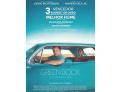 DVD Green Book – Um Guia para a Vida (De: Peter Farrelly – 2018)