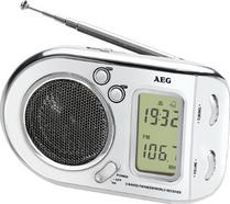 Rádio Portátil AEG TR 4131 (Branco – AM / FM / LW – Pilhas)