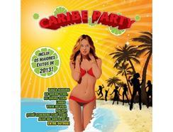 DVD Vários – Caribe Party – Os Maiores Êxitos 2013