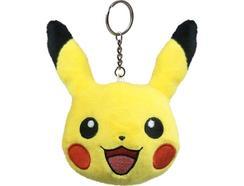 Brinde Peluche Porta-chaves Pokémon Pikachu