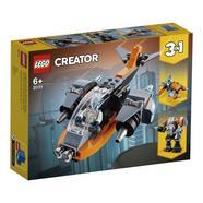 LEGO Creator: Ciberdrone 3 em 1