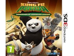 Jogo Nintendo 3DS Kung Fu Panda:Showdown of Legendary Legends