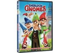 DVD Sherlock Gnomes