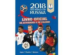 Livro Oficial de Atividades FIFA World Cup 2018 de vários autores