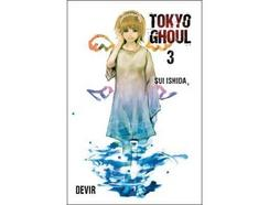 Manga Tokyo Ghoul 03 de Sui Ishida