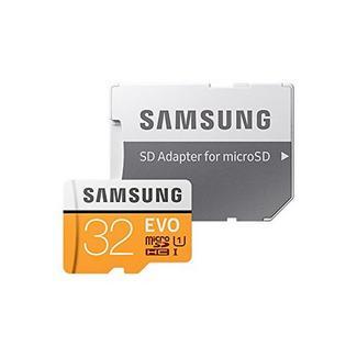Samsung EVO microSDHC UHS-I Classe 10 32GB + Adaptador SD