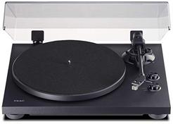 Gira-Discos TEAC TN-280BT-A3-B (Manual – Velocidade: 33 1/3 – 45)