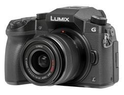 Panasonic Lumix DMC-G7 + G VARIO 14-42mm f/3.5-5.6 (Black)