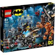 LEGO Super Heroes DC: Invasão de Clayface na Batcaverna