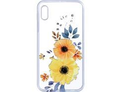 Capa iPhone 6 Plus, 7 Plus, 8 Plus KOVERMANIA Flower29 Multicor
