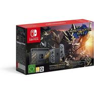 Consola Nintendo Switch V2 (Monster Hunter Rise Edition – 32 GB)
