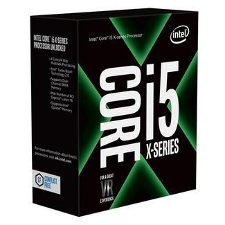 Intel Core i5-7640X Quad-Core 4.0GHz c/ Turbo 4.2GHz 6MB Skt2066